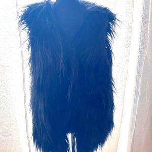 Foxiedox Faux Fur Vest